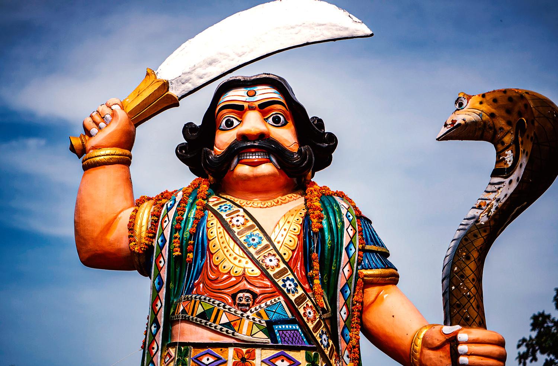 Mahishasura Chamundeshwari Temple