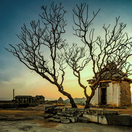Hemakuta Hill Temple Hampi