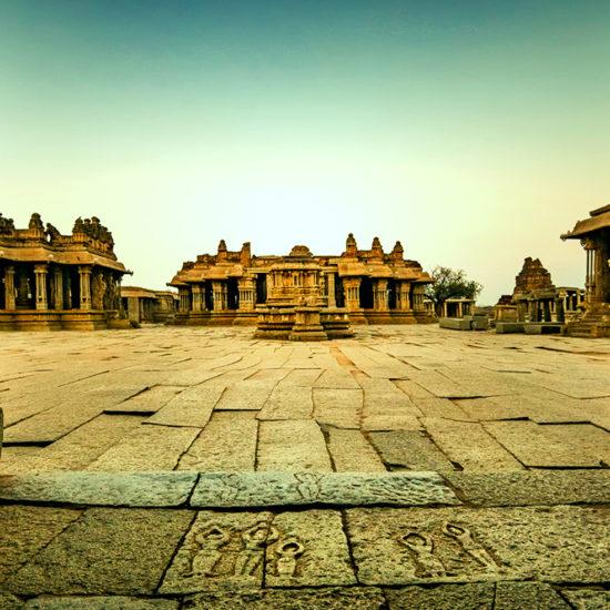 Vijaya Vitthala Temple - Hampi