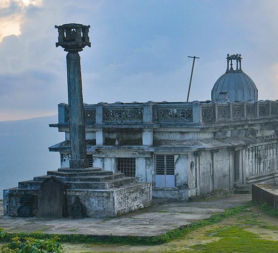 ಕುಂದಾದ್ರಿ ಜೈನ ದೇವಾಲಯ