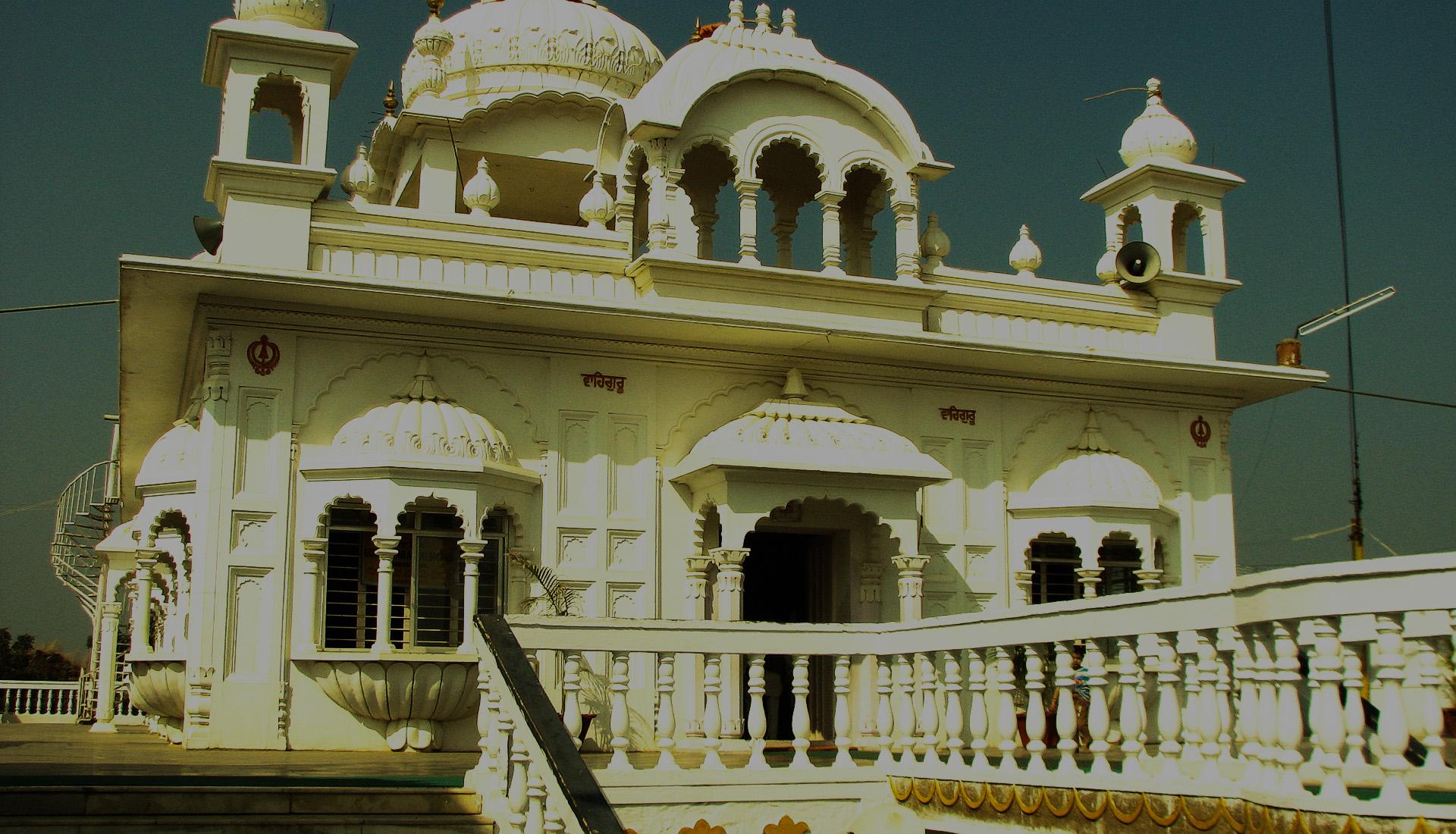 ಗುರುದ್ವಾರ ಟ್ಯಾಪ್ ಅಸ್ತಾನ್ ಮೈ ಭಾಗೊ