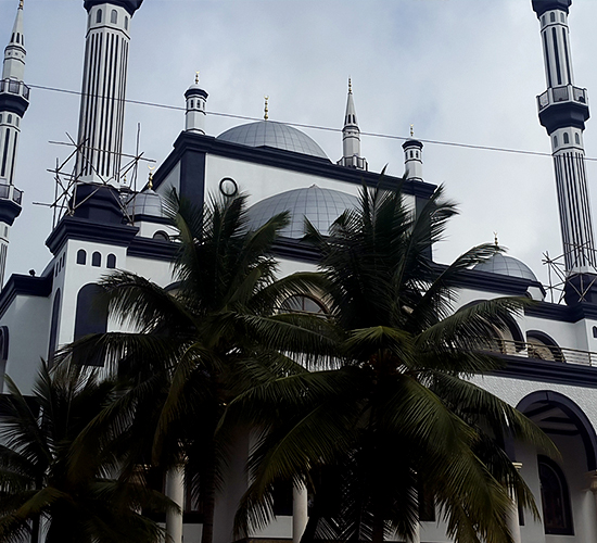 ಬಿಲಾಲ್ ಮಸೀದಿ ಬೆಂಗಳೂರು