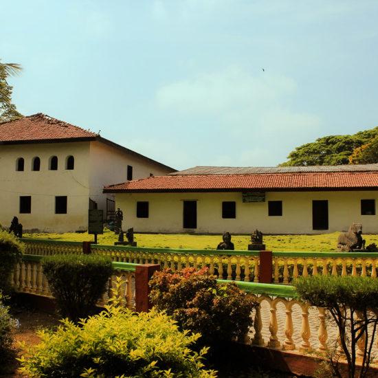 Shivappa Nayaka Palace and Garden