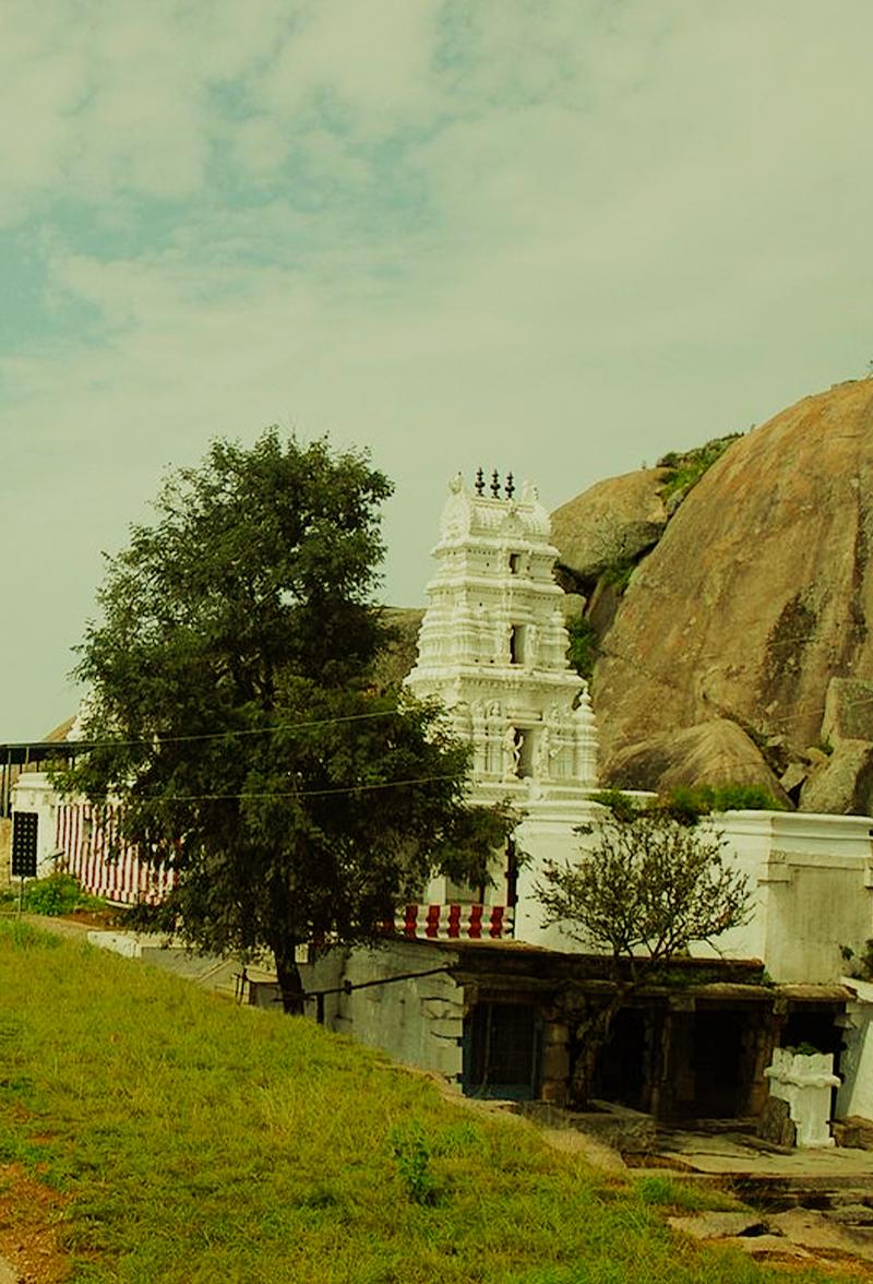 Devarayanadurga Hill temple
