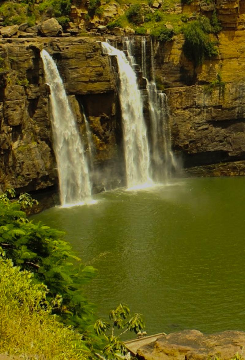 Gokak Falls Tranquility