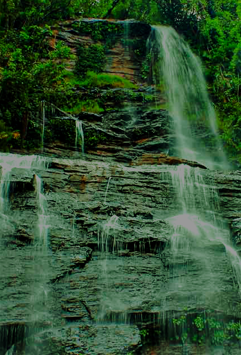 Jhari Falls - Karnataka Tourism