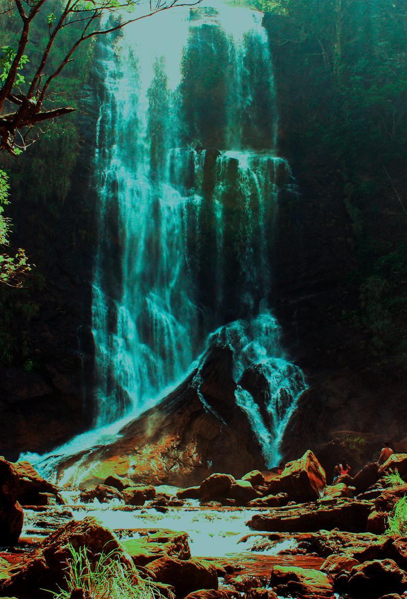Manikyadhara Waterfalls