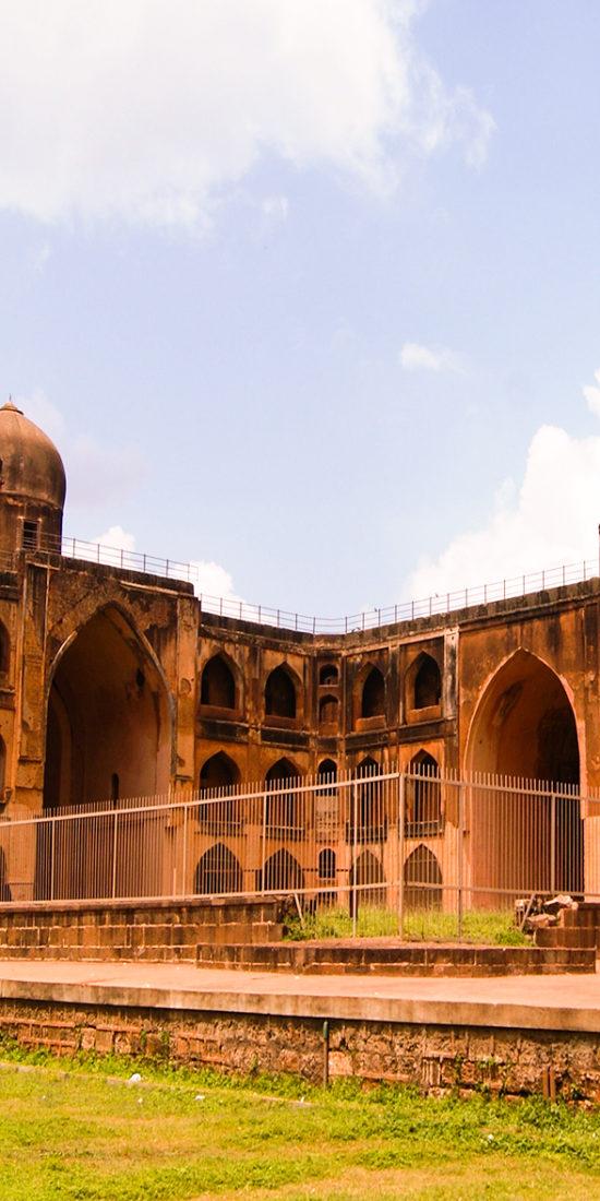 Mohamud Gawan Madrasa-Bidar