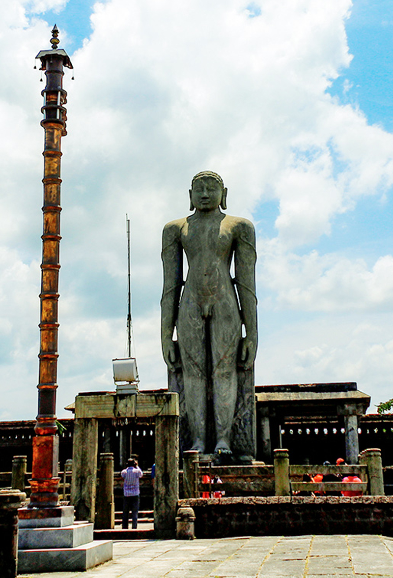 Bahubali Statue_Venur