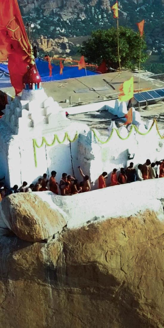 anjanadri-hill-anegundi-hanuman