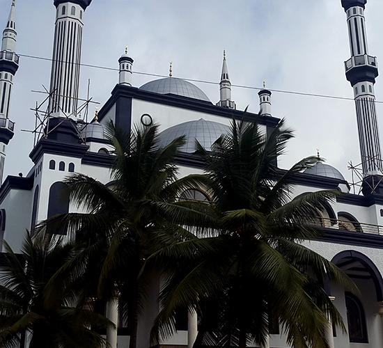 Bilal Mosque Bengaluru