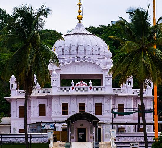 Guru Nanak Jhira Sahib Gurudwara