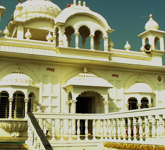 Gurudwara Tap Asthan Mai Bhago