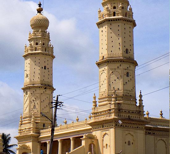 jama masjid srirangapatna