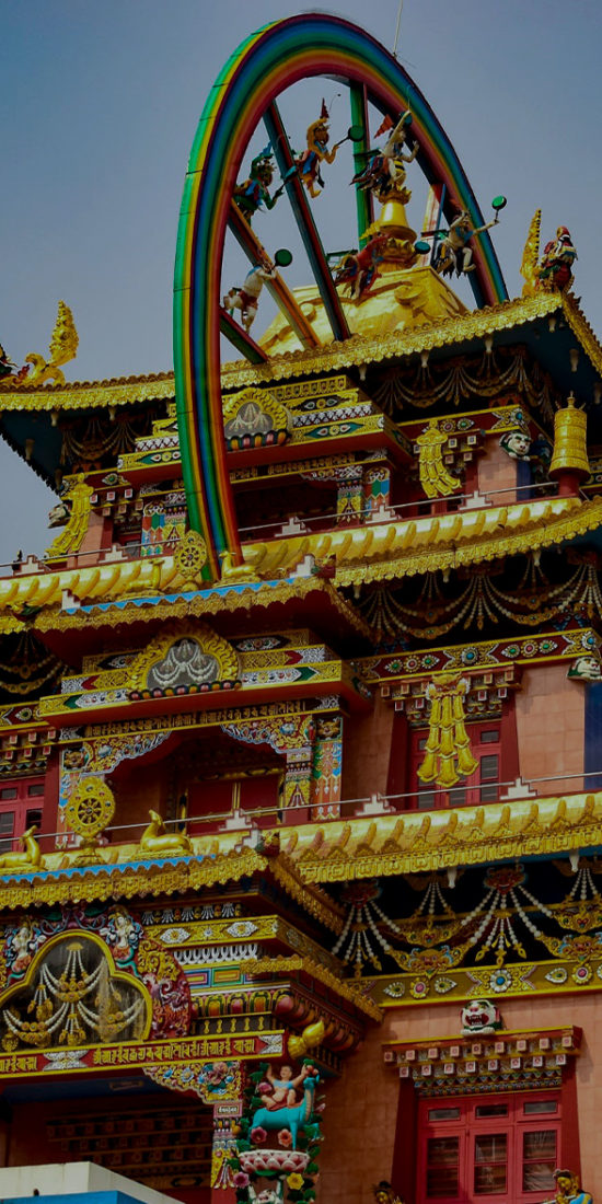 Kodagu_The Golden Temple