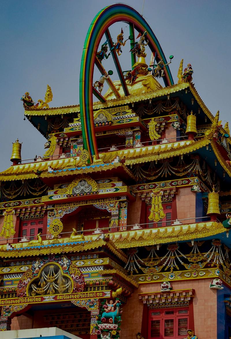 Kodagu The Golden Temple