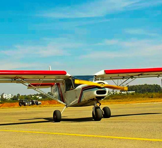 Microflight Flying in Bengaluru