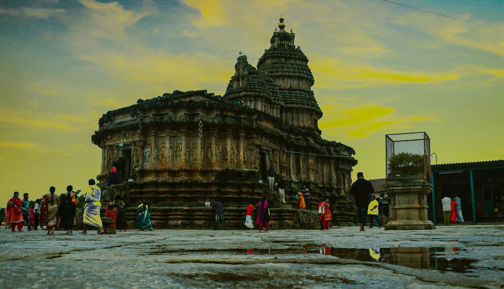 Sringeri-Sharada-Peetham-Temple