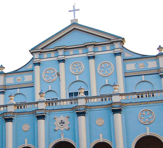 st aloysius chapel Church