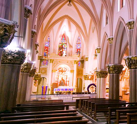St Mary Basilica Church