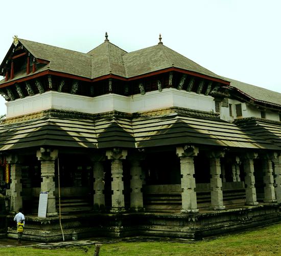 Thousand Pillars Temple