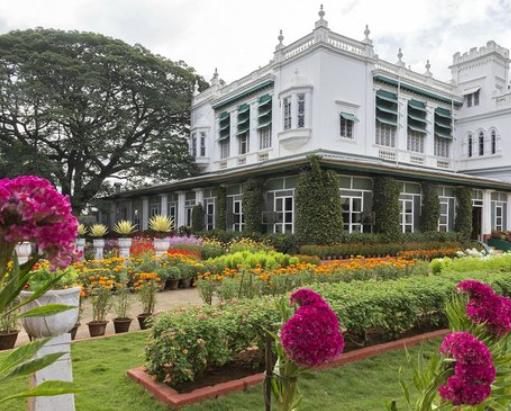 the green hotel mysore