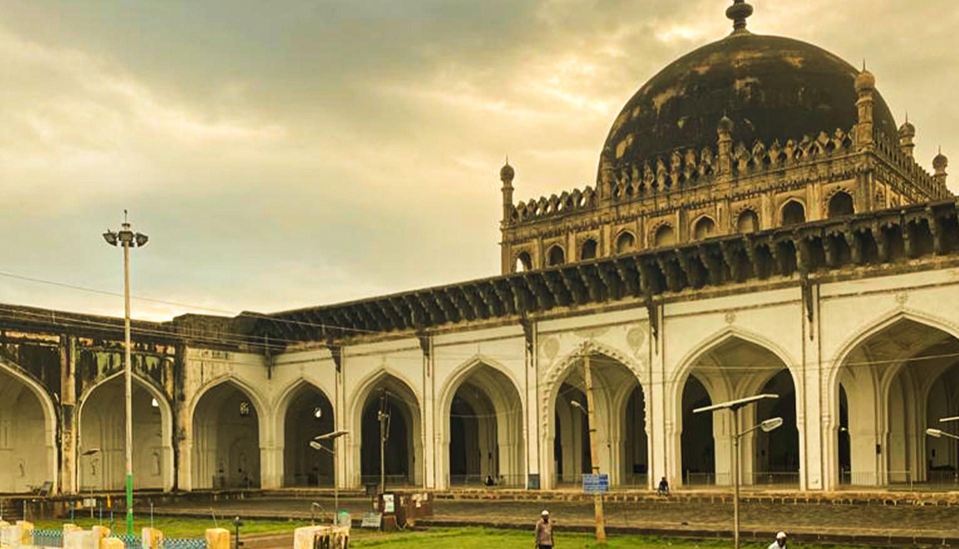 Jama Masjid, Bijapur