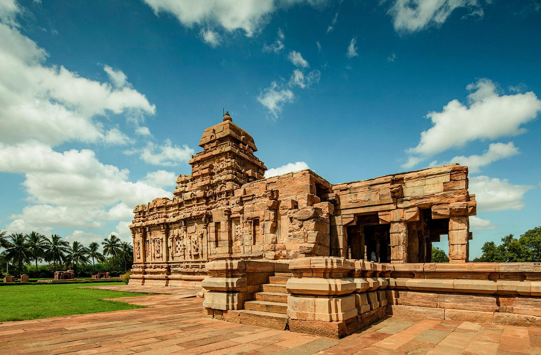 Vastuchitra Pattadakal View