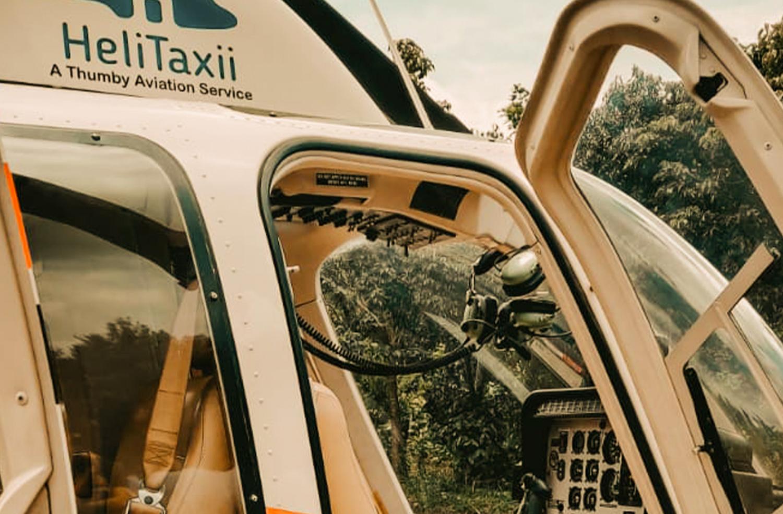 Heli taxi service