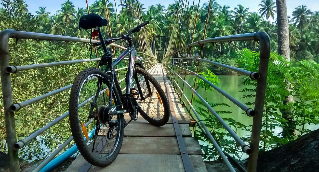 Bicycle in Karnataka
